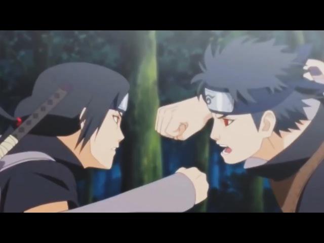 Itachi vs Shisui「AMV」- Black and Blue