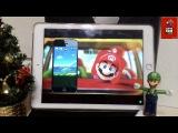 Super Mario Run обзор игры .