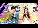 Kang Minhyuk SOLBIN - Perhaps Love | 강민혁솔빈 - 사랑인가요 [Music Bank New MC Special Stage/ 2016.07.01]