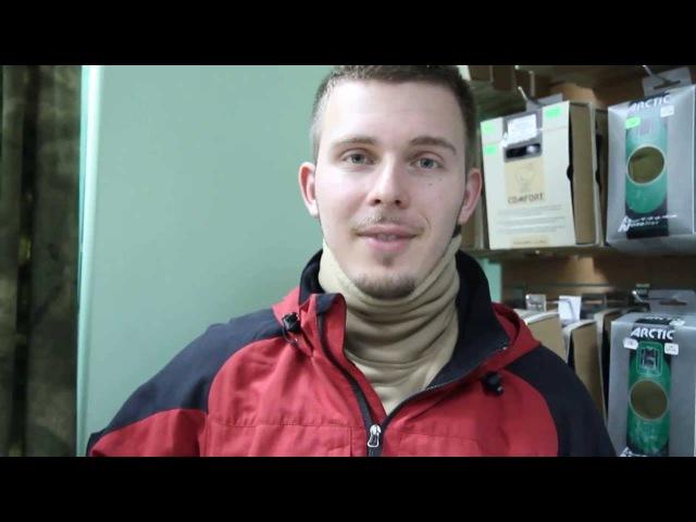 Морской шарф Splav (Polartec Power Stretch Pro). Обзор