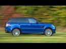 Range Rover Sport SVR 2017 All-Terrain Acceleration Tests