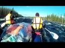 Пороги реки Чирка-Кемь. Карелия
