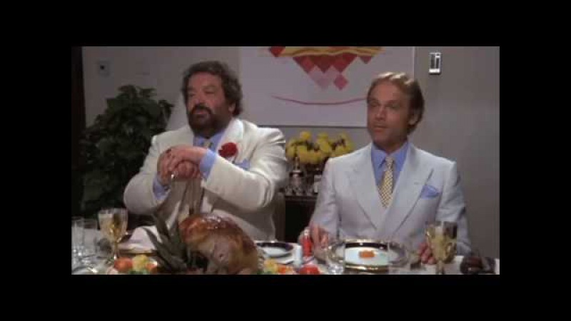 Сплошные неприятности ( Бад Спенсер и Теренс Хилл ) 1984 XviD DVDRip