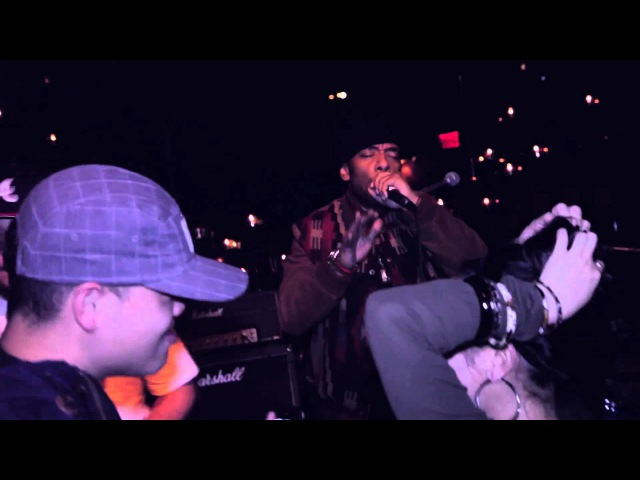 Prodigy Performs Shook Ones Part 2 with Boogz Boogetz ASAP Yams [Shot by @Ace_OTB]