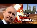 MOC RUSIJE ! Dok Amerika se hvali preko moci Trampa,Putin je svoje reci predstavio u dela !