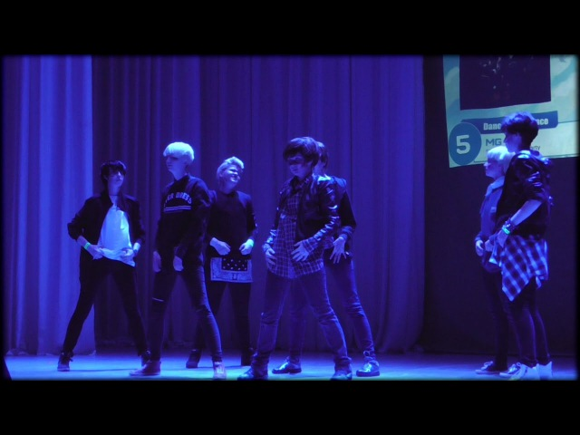Аmaterasu 2016 Dance Performance MG SPEED Zombie Party