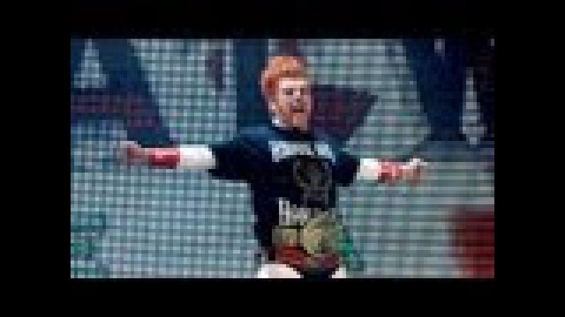 Sheamus brawls with Alberto Del Rio and Ricardo Rodriguez: SmackDown, June 8, 2012