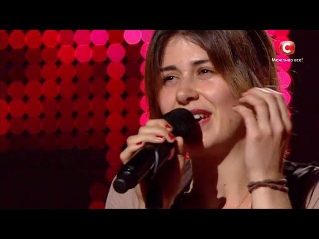 Козакова Вета - Kiss - I was made for lovin' you  Тренировочный лагерь «Х-фактор-8» (28.10.2017)