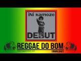INI KAMOZE - DEBUT FULL ALBUM #REGGAE