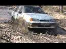 Внедорожный тест-драйв ваз 2114. off-road mud lada 2114