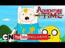 Время приключений   Лягушачьи сезоны: снова весна   Cartoon Network