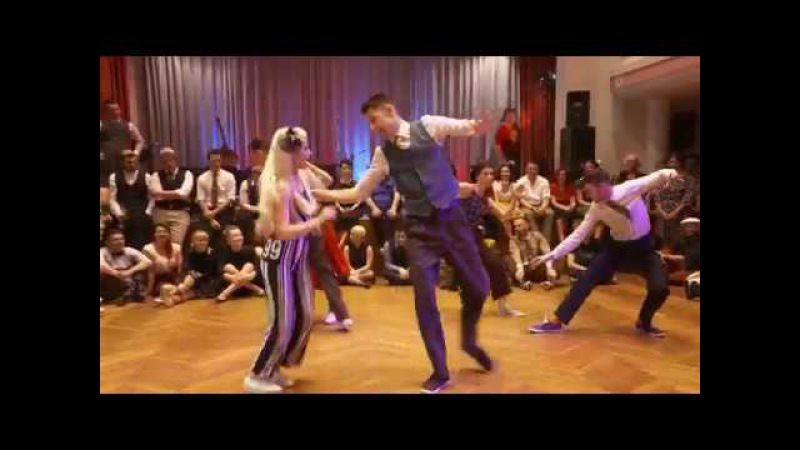 RTSF 2017 - Fast Feet Lindy Hop Competition - Finals