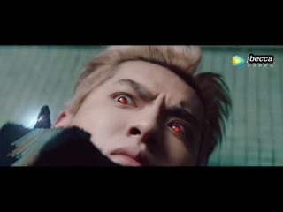 1080P [ENG SUB] 170118 Kris Wu x DELL XPS Sci-Fi Battle of Fate CF