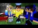 С РОДИТЕЛЯМИ В МАЙНКРАФТ :)) ЧАСТЬ 1. Выживание в Майнкрафте с Мамой и Папой. Minecraft P