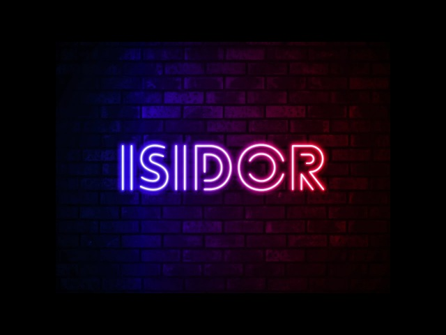 Isidor - Wave Rider - Synthwave / Electro (Unofficial Video)
