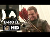 THE GREAT WALL B-Roll Bloopers Reel (2017) Matt Damon Action Movie HD