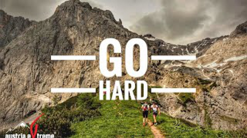 GO HARD Triathlon Motivation 2017