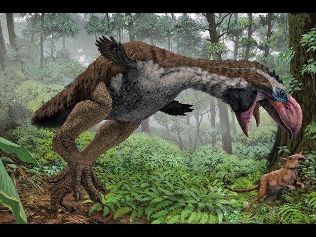 National Geographic Доисторические хищники Птицы Документальный фильм
