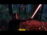 Выбор героя в Star Wars Battlefront