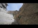 Aiguille du Fou Face Sud Voie Américaine Chamonix Mont Blanc montagne alpinisme 10525
