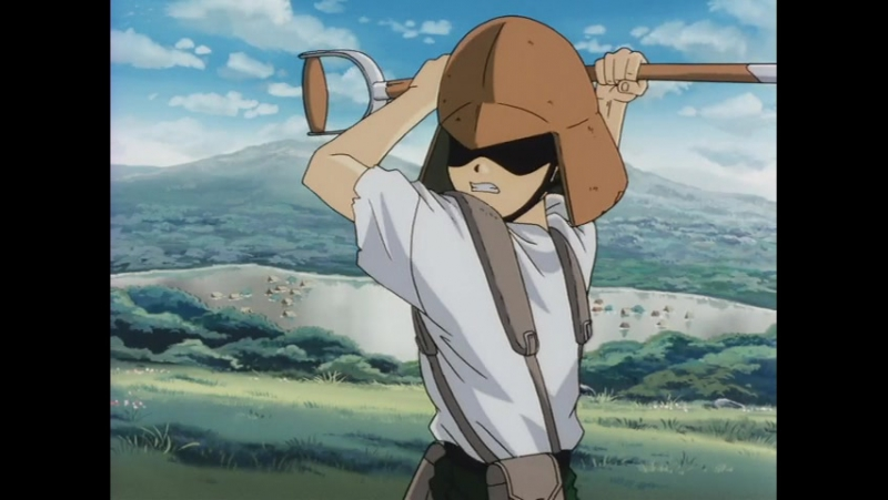 [AniDub] Mobile Suit Gundam: The 08th MS Team | Мобильный воин ГАНДАМ: Восьмой взвод МС [12] [EGSuzaku]