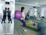 Фитнес с малышом Ростов / тренировки мама + малыш /  fitness s baby rostov / fitnessmama / восстановление после родов / Шаталова