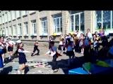 Танец выпускников начальной школы