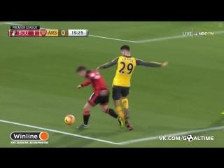Борнмут - Арсенал 2:0. Каллам Уилсон (пенальти)