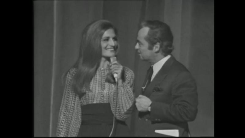 Dalida - L'avis a deux / 21-11-1970