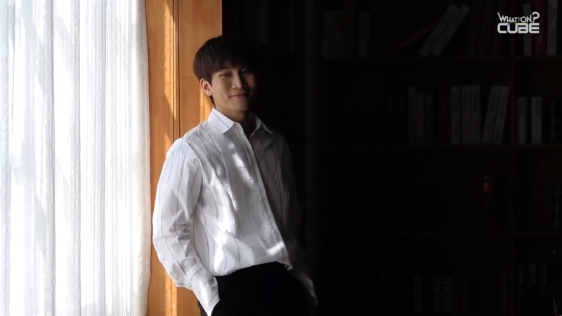 [BACKSTAGE] 21.09.2017: Seo Eunkwang - Only a Day (BTS: Music Video)