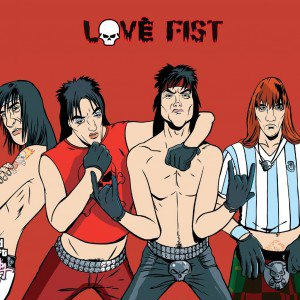 Rockstar's Lovefist