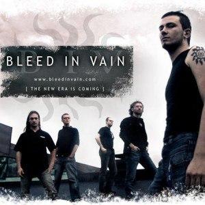 Bleed in Vain