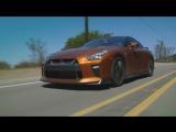 Head2Head 81 2017 Acura NSX vs 2017 Nissan GT-R [BMIRussian]