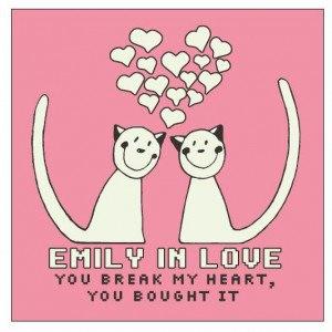 Emily In Love