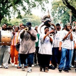 The Hot 8 Brass Band