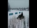самодельный трактор.... первое испытание... д. Почап