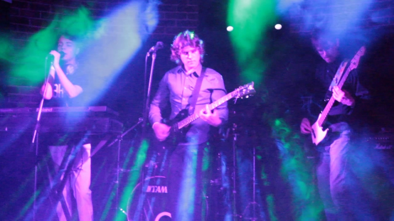 Континуум - Supermassive Black Hole (Muse Cover) (Live in Alibi 25/06/17)
