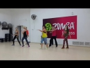 ZUMBA Cool down Don't worry By happy