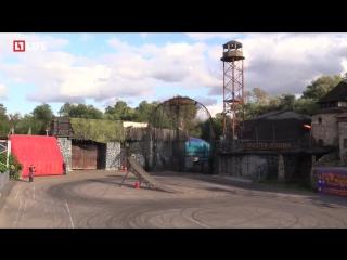 Русский форсаж: сальто автомобилей, летающие мотоциклы и горящие каскадеры