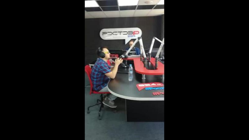 Кураж-Бамбей на Ростов FM