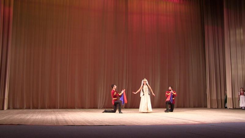 Народный Ансамбль Украины Hayreniq танец Шалахо