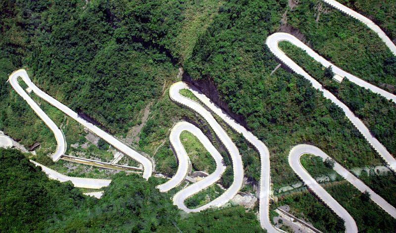Yz WDxZ 2Kk - Огромная арка в горах «Небесные ворота» (22 фото)