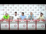 Пресс-конференция на тему_ «Что ждет украинцев после ввода визового режима с Россией»