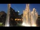 Фонтан в Александровском саду Москва