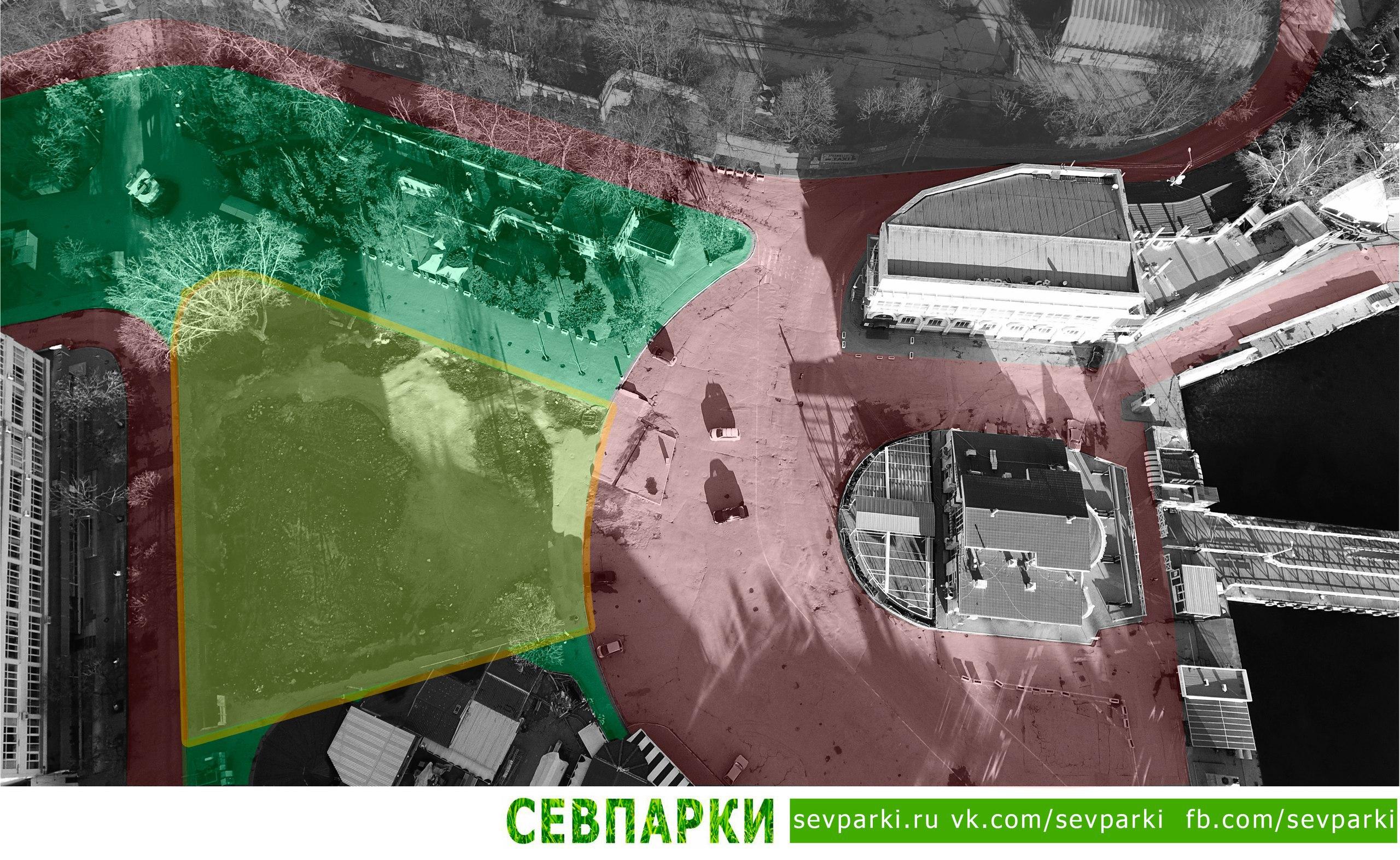 Ивушка. Артбухта. Севастополь. Концепция развития.