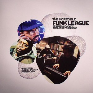 The Incredible Funk League