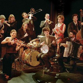The Klezmer Conservatory Band