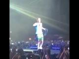 May 3: Fan taken video of Justin performing 'Sorry' in Tel Aviv, Israel.