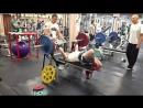 Жим Лёжа 117,5 кг! Подготовка к Золотому Тигру. (Чемпионат Мира!)