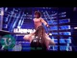 (HighLights) John Cena vs AJ Styles vs Bray Wyatt vs Dean Ambrose vs Baron Corbin vs The Miz - Elimination Chamber 2017